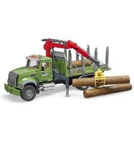 Bruder Mack Timber Truck