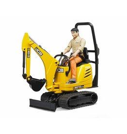 Bruder Micro Excavator w/ Worker