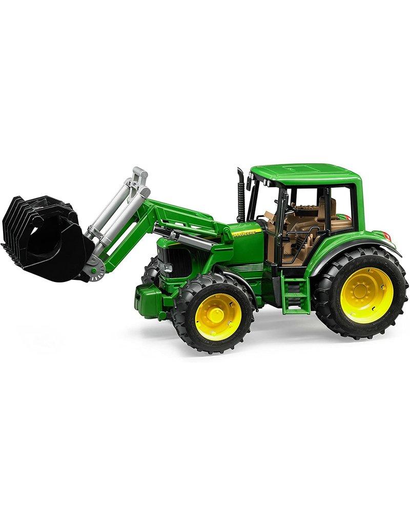 Bruder John Deere Tractor 6920 w/front loader