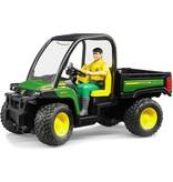 Bruder John Deere Gator XUV 855D w/driver