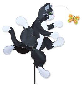 Premier Kites Running Cat Whirligig Spinner