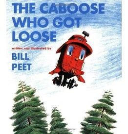 Houghton Mifflin Caboose Who Got Loose