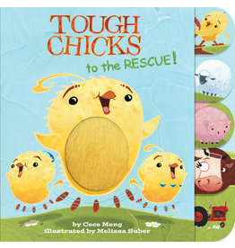 Houghton Mifflin Tough Chicks to the Rescue