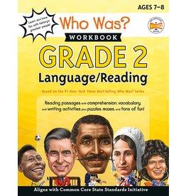 Penguin Who Was Workbook Grade 2 Language/Reading