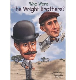 Penguin Who Were The Wright Brothers?