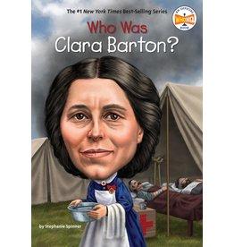Penguin Who Was Clara Barton?