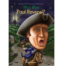 Penguin Who Was Paul Revere?