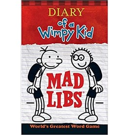 Penguin Diary of a Wimpy Kid Mad Libs
