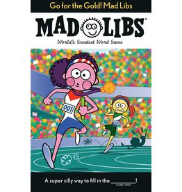 Penguin Group Go For the Gold! Mad Libs