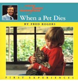Penguin When a Pet Dies - Mr Rogers