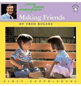 Puffin Books Making Friends - Mr Rogers