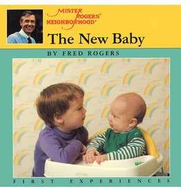 Puffin Books New Baby - Mr Rogers