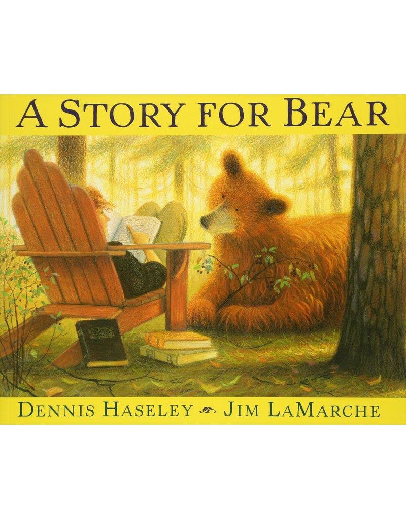 Houghton Mifflin A Story for Bear