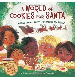Houghton Mifflin A World of Cookies for Santa
