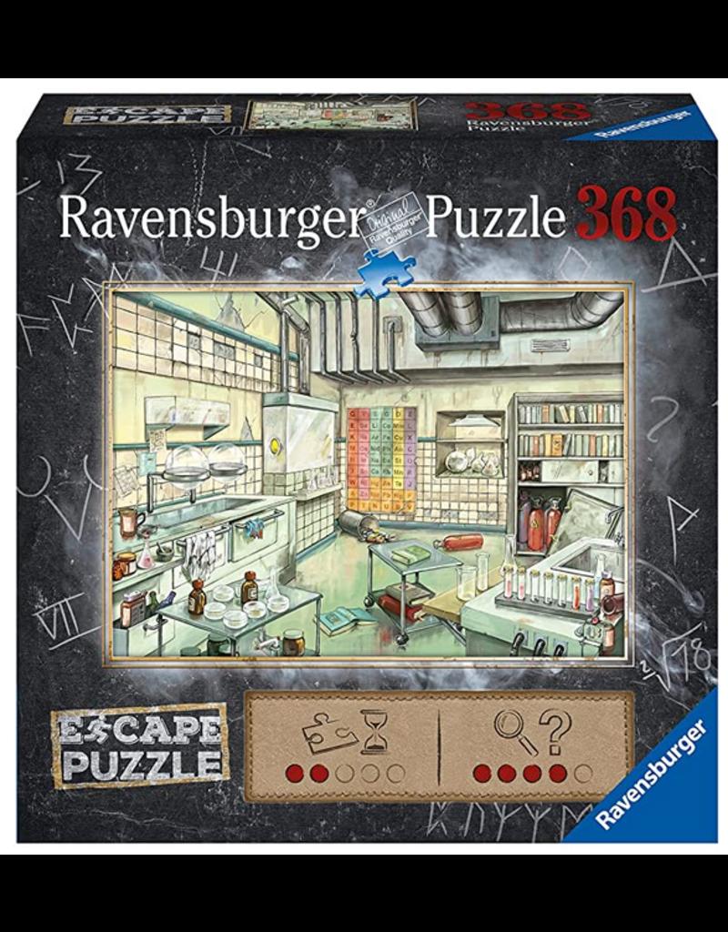 Ravensburger Escape Puzzle - the Laboratory 368 pc