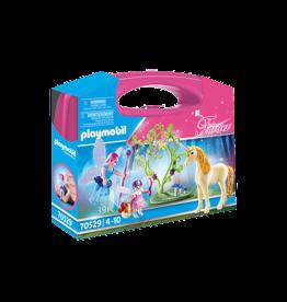 Playmobil Fairy Unicorn Carry Case