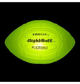 Tangle Creations Tangle NightBall Football Green