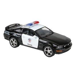 Mustang GT Police Car