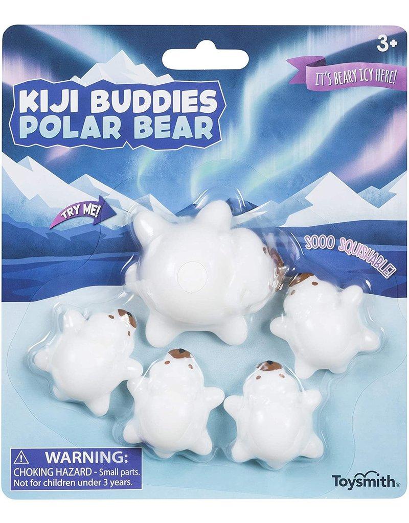 Toysmith Kiji Buddies Family Polar Bear