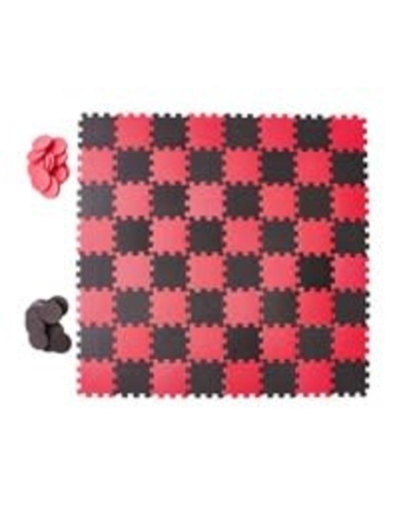HearthSong Giant Checker Set