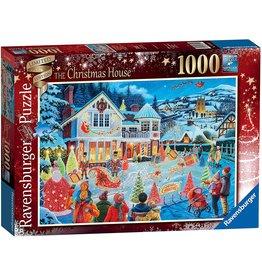 Ravensburger The Christmas House 1000 pc