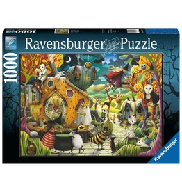 Ravensburger Happy Halloween 1000 pc