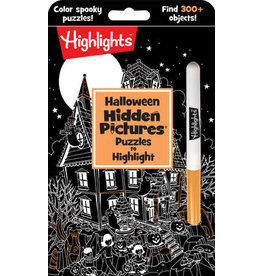 Highlights Halloween Hidden Pictures® Puzzles to Highlight