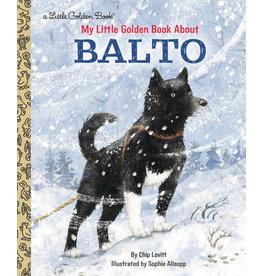 Random House My Little Golden Book About Balto