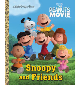 Random House Snoopy and Friends (The Peanuts Movie)