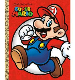 Random House Super Mario Little Golden Book