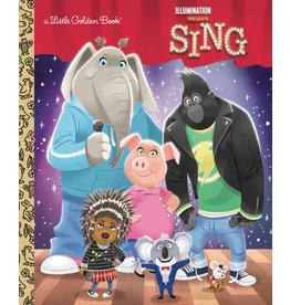 Random House Illumination's Sing Little Golden Book
