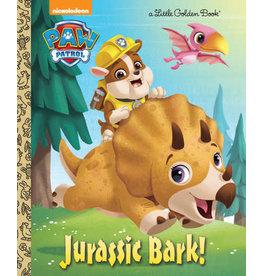 Random House Jurassic Bark! (PAW Patrol)