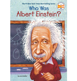 Penguin Who Was Albert Einstein?