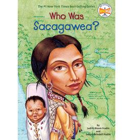 Penguin Who Was Sacagawea?
