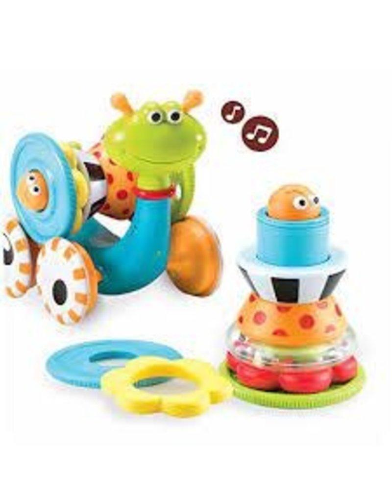 Yookidoo Crawl N Go Snail
