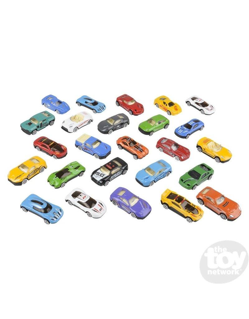 The Toy Network 25 pc Die Cast Car Set