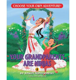 CHOOSECO Your Grandparents Are Ninjas