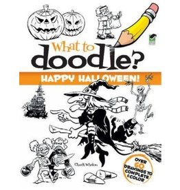 Dover What to Doodle? Happy Halloween!