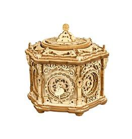 Hands Craft Secret Garden Mechanical Music Box