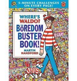 Candlewick Where's Waldo Boredom Buster