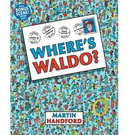 Candlewick Where's Waldo?