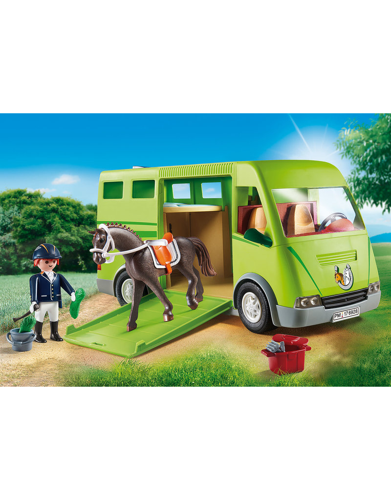 Playmobil Horse Transporter