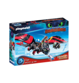 Playmobil Dragon Racing: Hiccup and Toothless