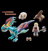 Playmobil Dragon Racing: Astrid and Stormfly