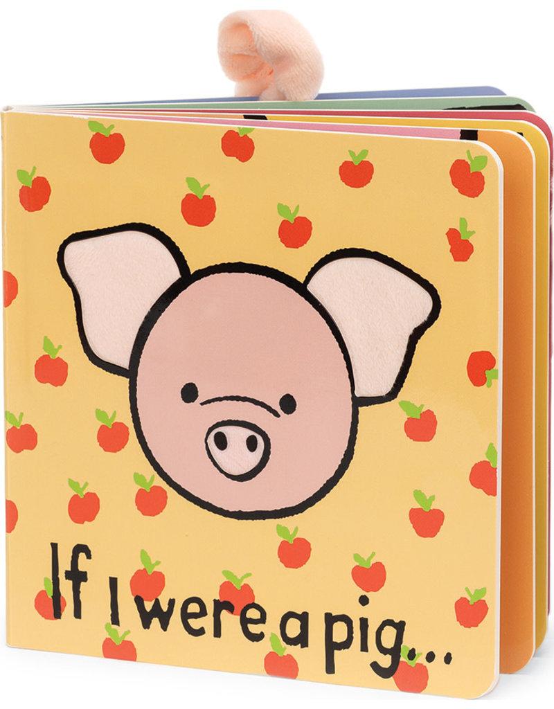 Jellycat If I were a Pig Book