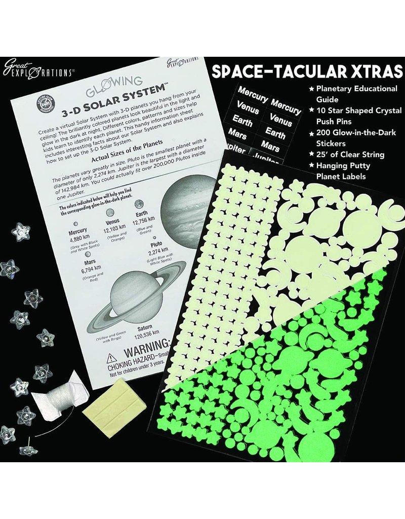 Great Explorations 3-D Solar System