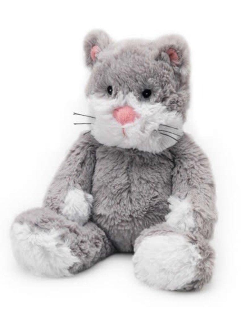 Warmies Grey Cat Warmies