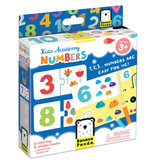 banana panda Kids Academy Numbers