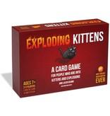 Exploding Kittens Original Edition