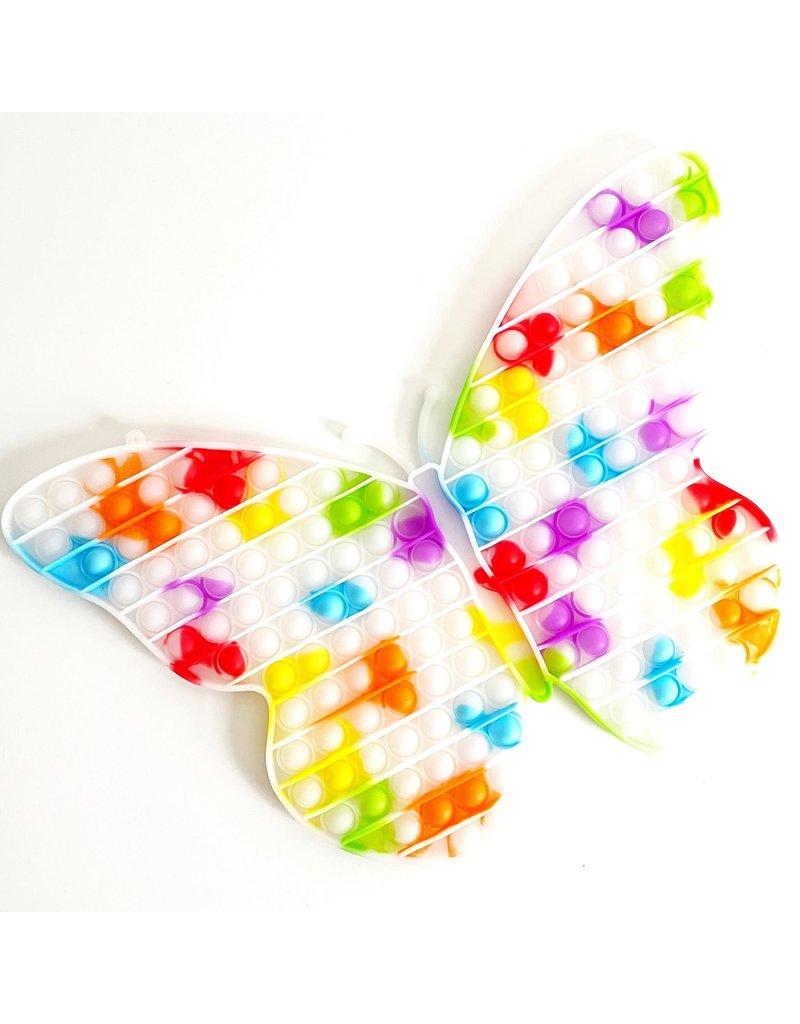 Jumbo Color Changing Butterfly Pop Fidget